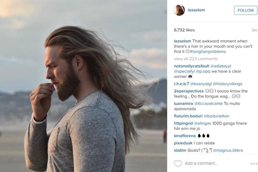 (FOTO) ŽENE GA MOLE DA IM NAPRAVI DECU: Viking modernog doba zaludeo milione