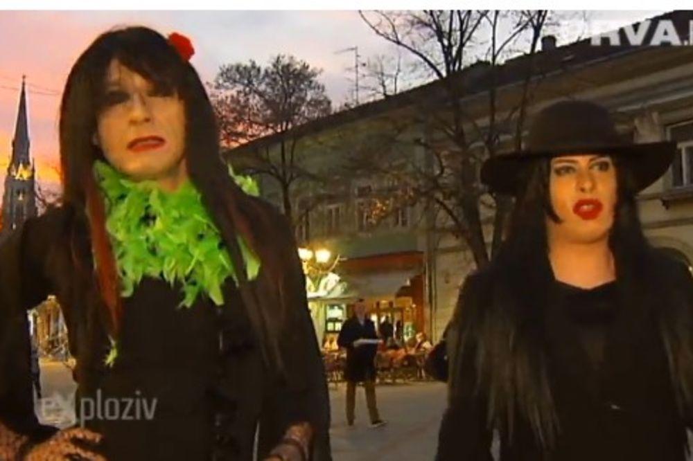 NAJČUDNIJI PAR U SRBIJI: On je gej i žena, a ona je žena u telu muškarca