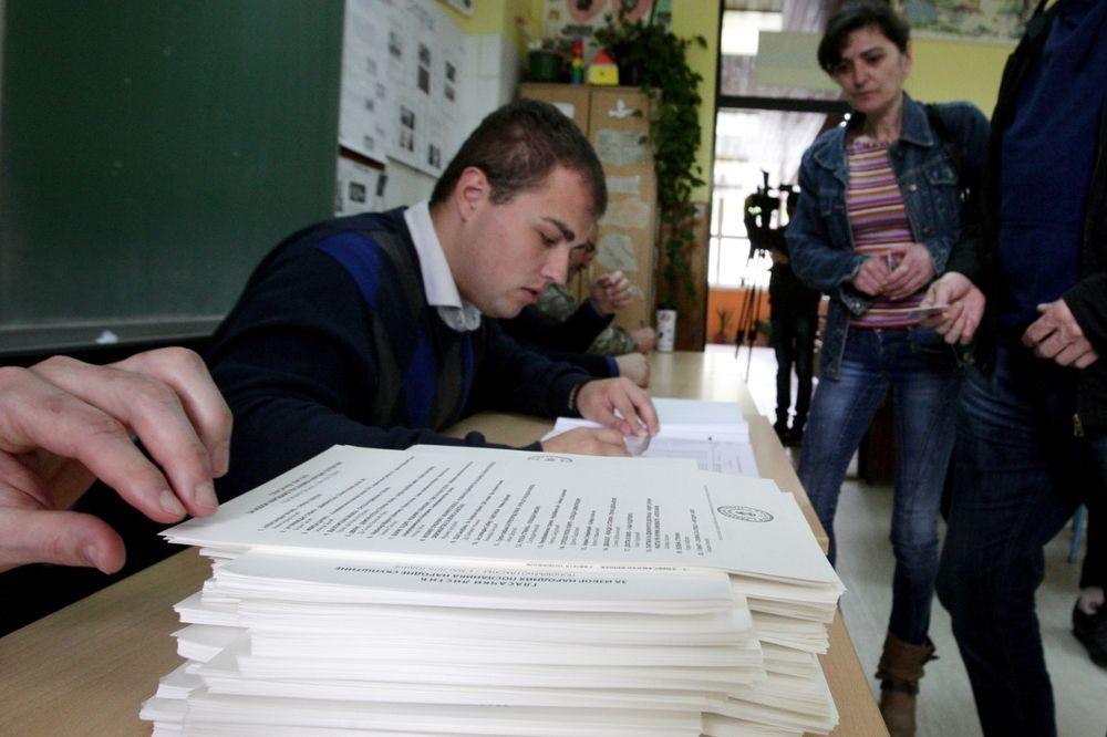 PONOVLJENI IZBORI U NIŠU: Do 14 časova glasalo 17,95 odsto