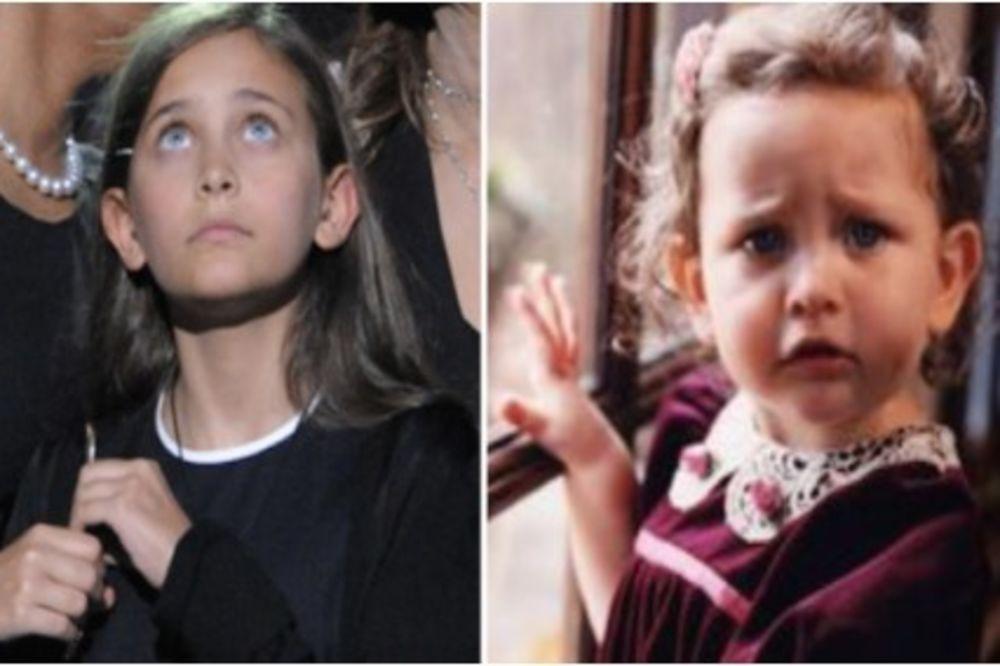TINEJDŽERKA BEZ KONTROLE? Nećete verovati kako sada izgleda ćerka Majkla Džeksona!