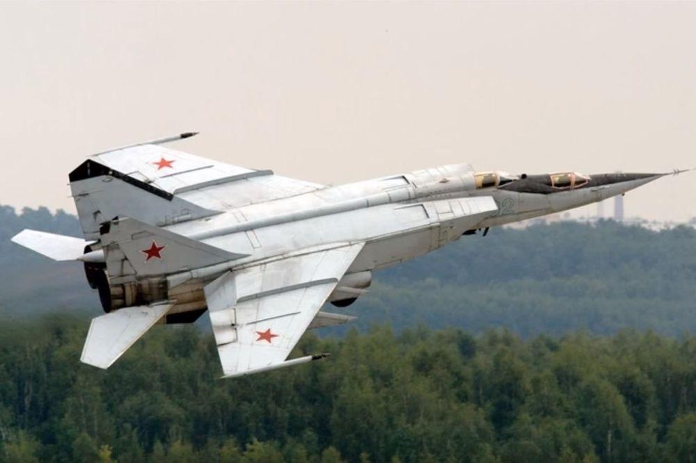 JUNACI HLADNOG RATA: Kako je sovjetski mig-25 postao noćna mora svakog zapadnog pilota