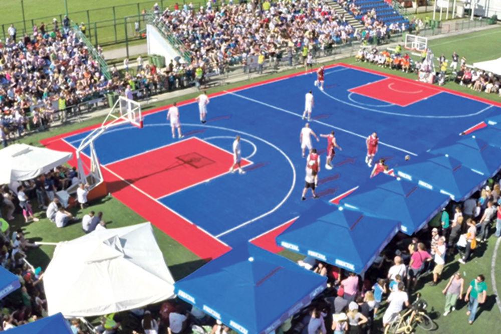 Sportsko sabranje Svete Srbije na radost mališana