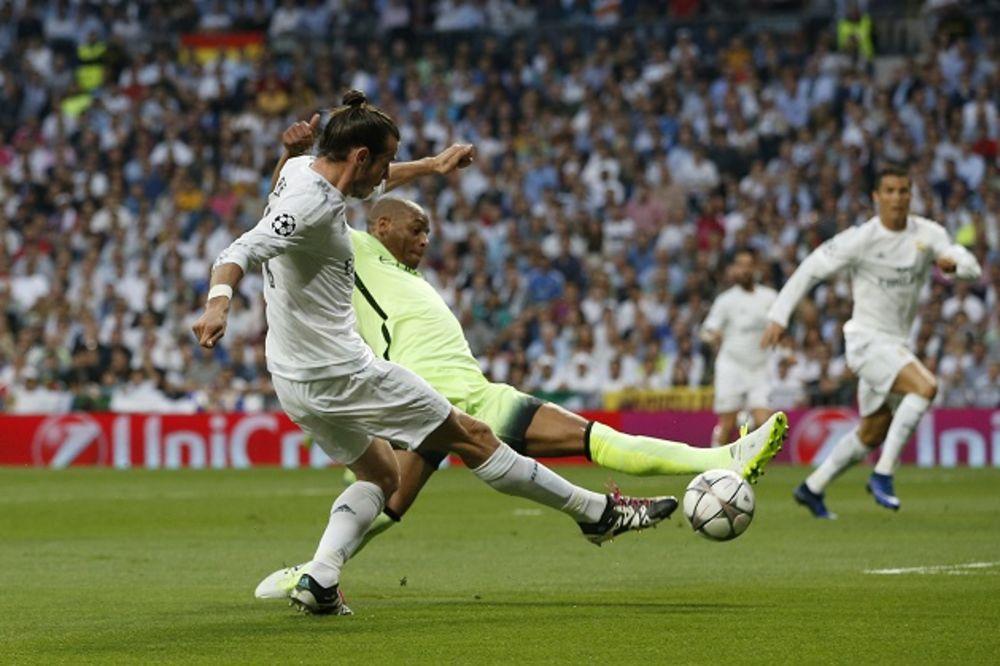 (UŽIVO, VIDEO): Real Madrid - Mančester siti 1:0, poništen gol Ramosa