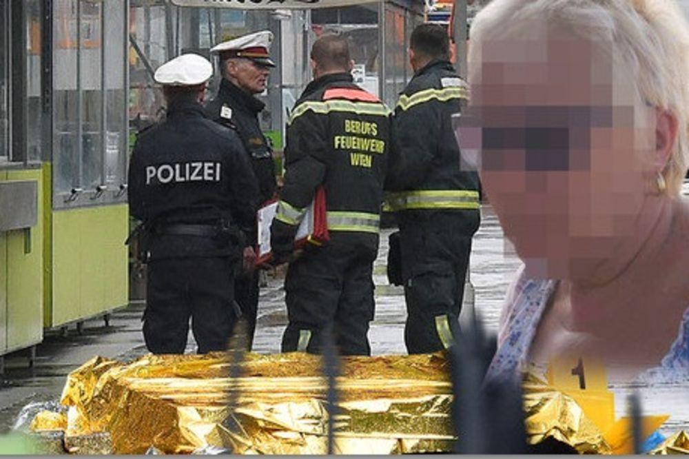 (FOTO) JEZIVO UBISTVO U BEČU: Migrant napao metalnom šipkom ženu na pijaci i smrskao joj glavu!
