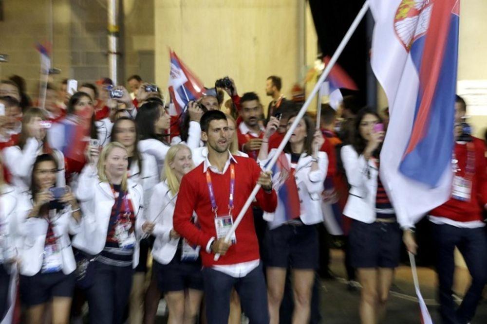 JURIŠ NA ZLATO U RIJU: Đoković objasnio zašto tokom Igara neće boraviti u Olimpijskom selu