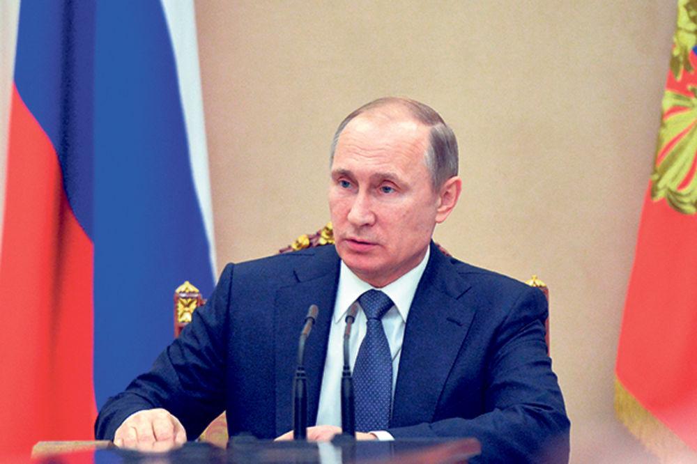 POSETA SVETOJ GORI: Vladimir Putin testira jedinstvo EU!