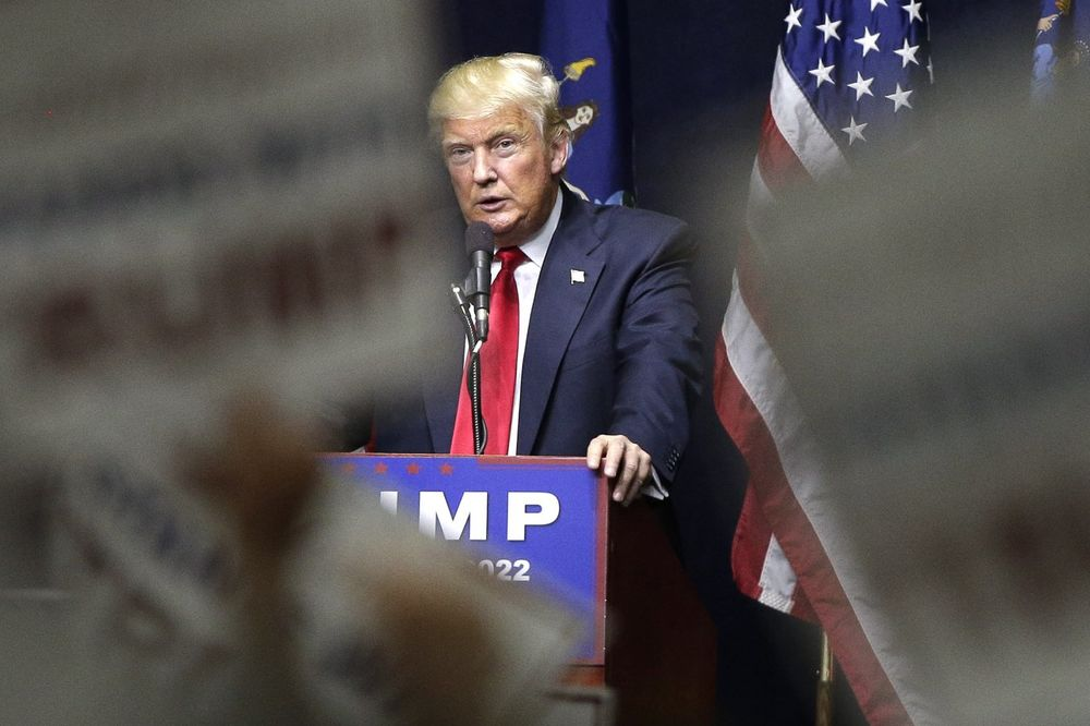 Donald Tramp, Foto: AP