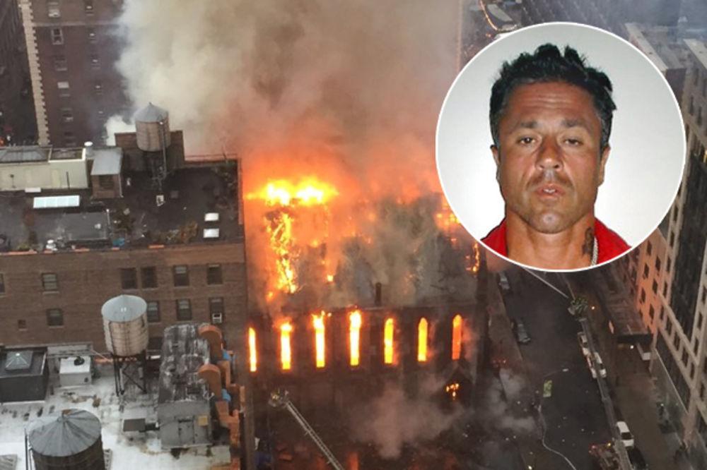 NOVA TEORIJA: Da li je ovaj albanski mafijaš zapalio srpsku svetinju u Njujorku?