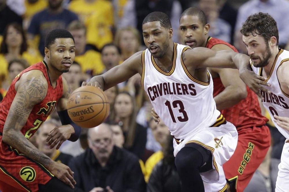(VIDEO) UBACILI BI I NOGOM: Klivlend oborio rekord NBA u broju postignutih trojki