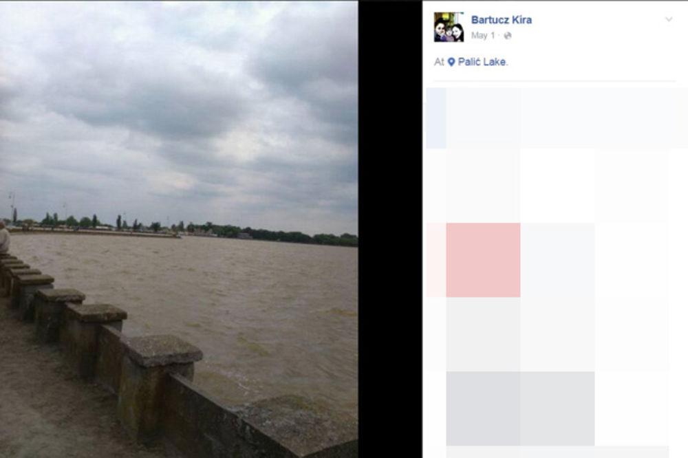 (FOTO) POŽUTELA VODA NA PALIĆU: Mislili su da je katastrofa, ali evo zašto je to dobro