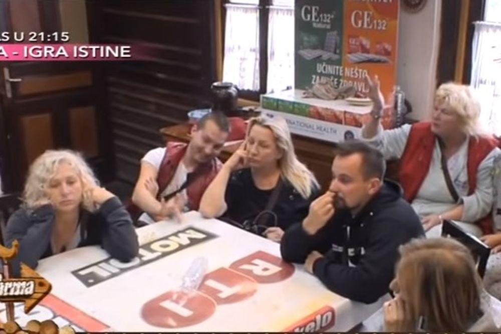 (VIDEO) KEVA SIKTALA NA MARINU: Kobiletino retardirana i matora!