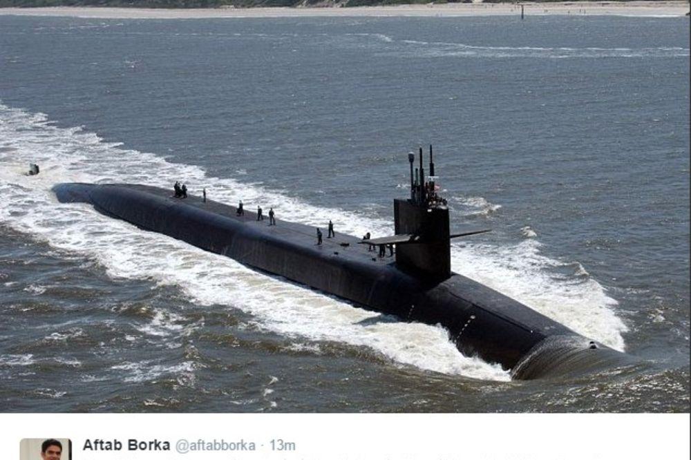BRITANCI BAKLJAMA NA ŠPANSKI BROD: Zamalo tuča zbog američke podmornice