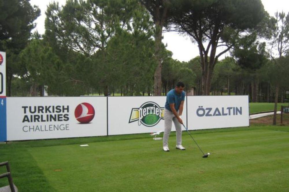 ZANIMLJIV PRVI DAN U TURSKOJ: Han vodi u Beleku, majstorije Kurira na golf turniru