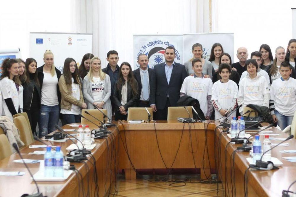 DECO, RADUJTE SE: Na školskim Olimpijskim igrama u Vranju očekuje se oko 7.000 učesnika