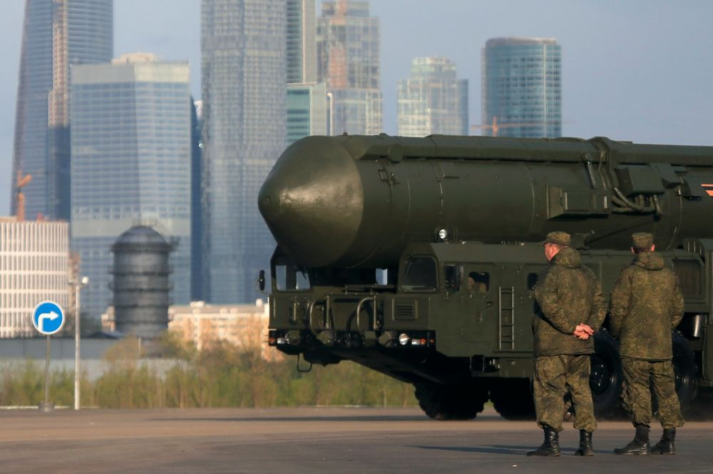 (FOTO, VIDEO) VOJSKA PREPLAVILA MOSKVU: Ovako teku pripreme za Dan pobede nad fašizmom
