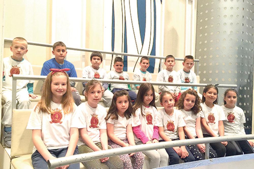 U Svetoj Srbiji trenira 520 dece