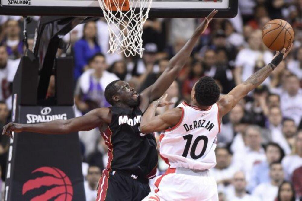 BLOG UŽIVO, VIDEO: Toronto posle produžetka pobedio Majami