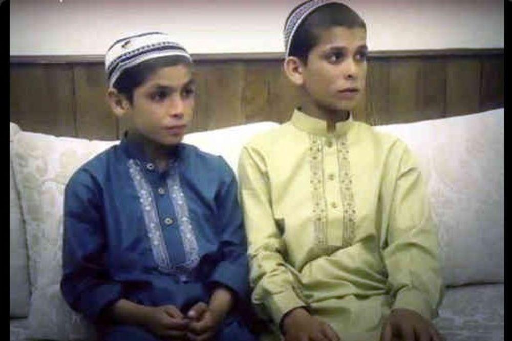 (VIDEO) SOLARNA BRAĆA FENOMEN IZ PAKISTANA: Danju obična deca, kad zađe sunce padaju u hibernaciju!