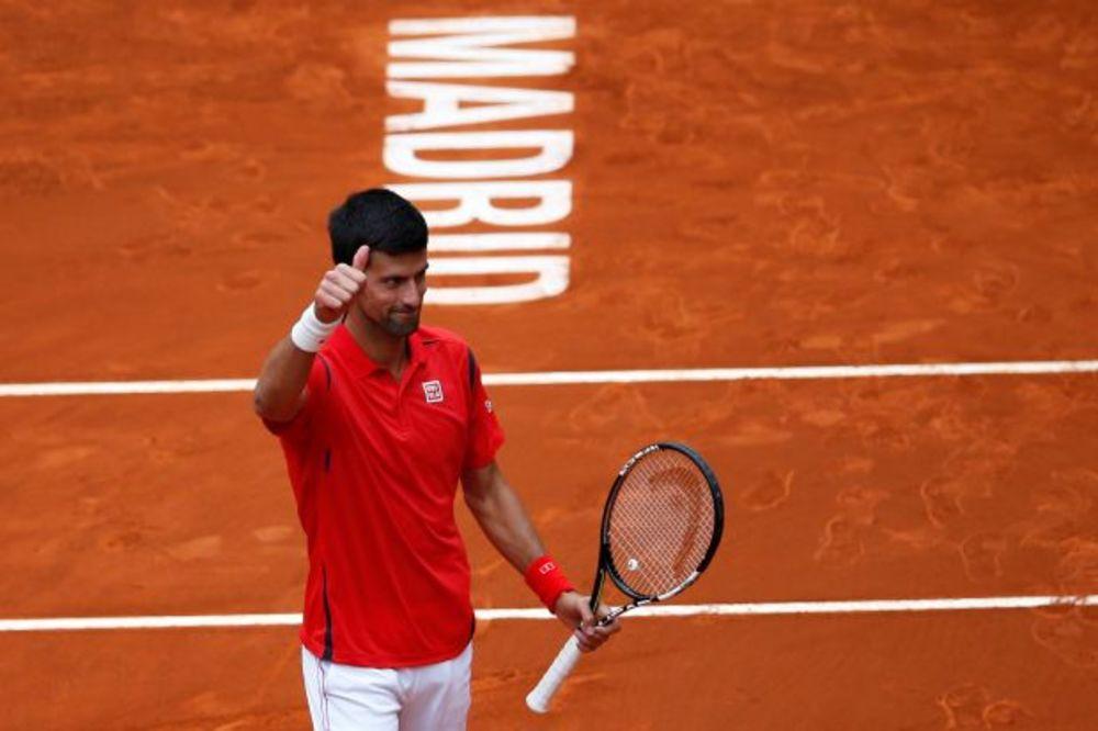 NEDODIRLJIV: Đoković značajno povećao prednost, Federer ponovo broj dva