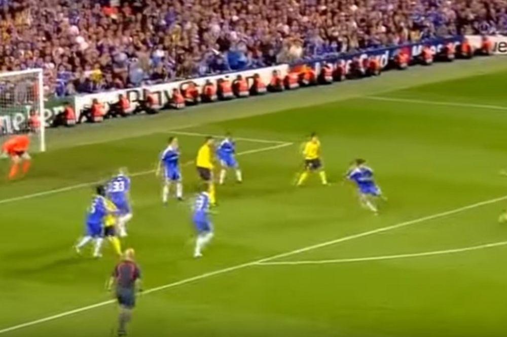 (VIDEO) OVO SE NE ZABORAVLJA: Pre tačno 7 godina odigrana jedna od najluđih utakmica Lige šampiona