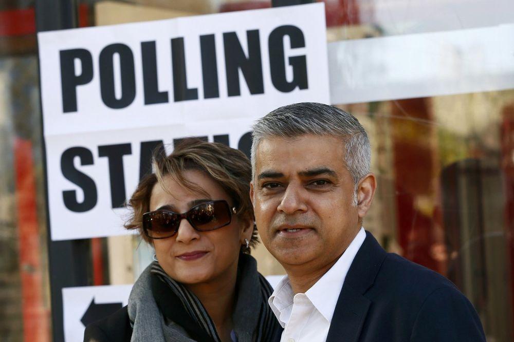 LONDON DOBIO PRVOG GRADONAČELNIKA MUSLIMANA: Sadik Kan izabran za prvog čoveka britanske prestonice