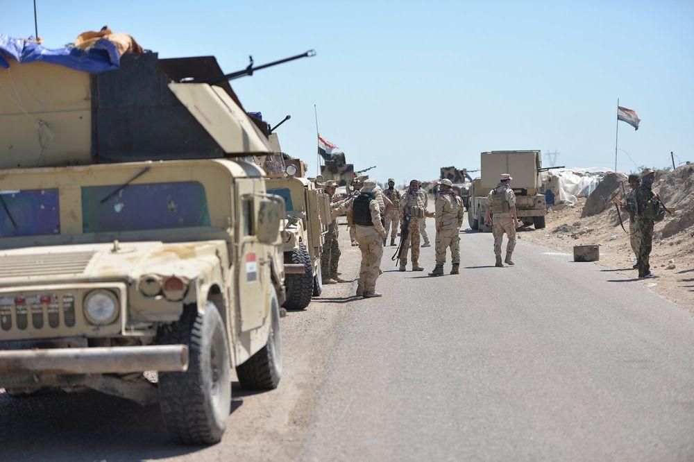 SPREMA SE VELIKA AKCIJA: Iračka vojska kreće u ofanzivu na Faludžu