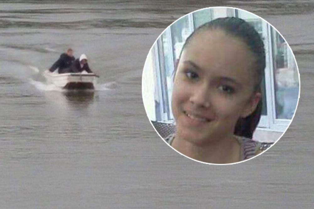 Novi Sad, Katarina Kunović, veslačica, Dunav, potraga foto Slađana Stojanović