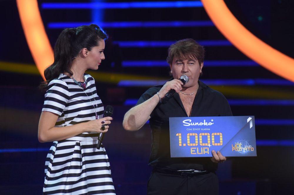 TVOJE LICE ZVUČI POZNATO: Halid pobedio pa i iz svog džepa izvadio 1.000 evra