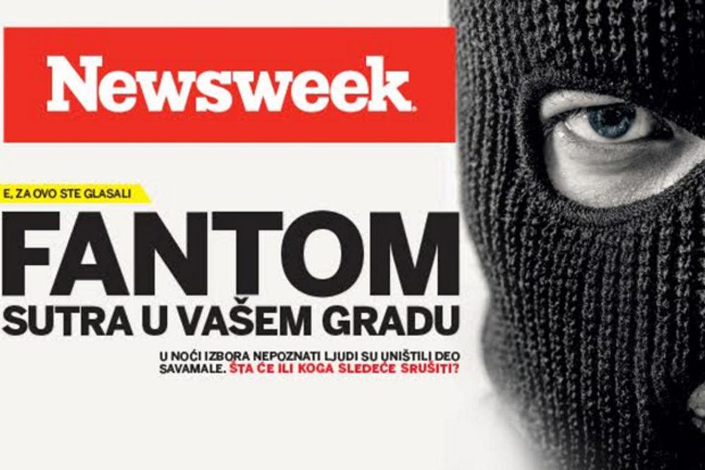 Novi Newsweek otkriva: Šta stoji iza rušenja u Savamali?