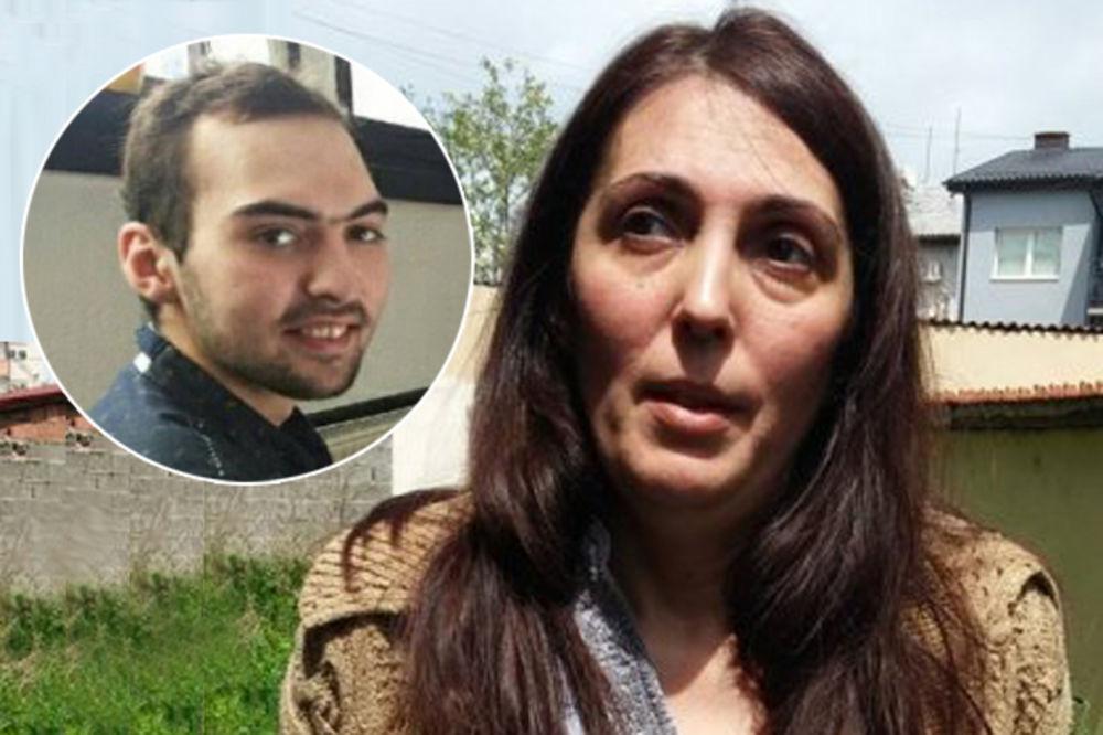 Sabina Redžepović, Asad, sin, nestao foto Porodična arhiva