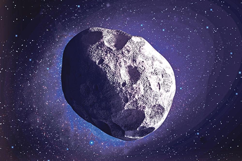 Luksemburg počinje s rudarenjem asteroida