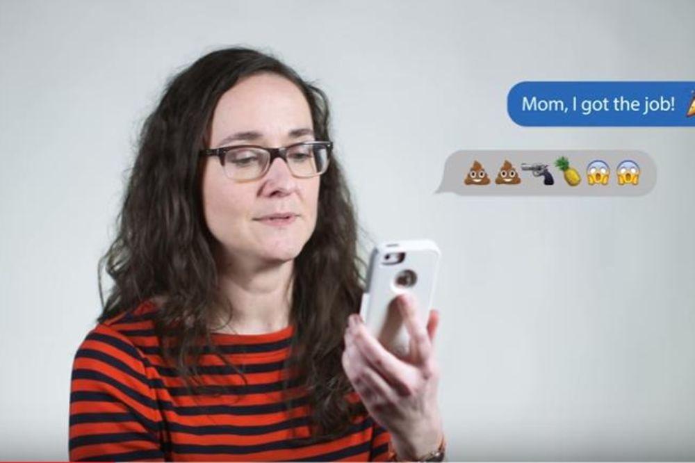 (VIDEO) Šta je mama htela da mi kaže: Zabavna aplikacija prevodi tekstualne poruke majki