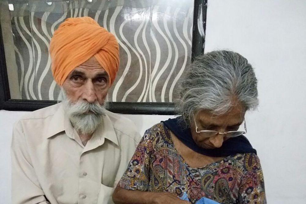 PREVARA GODINE! Pogledajte zašto je Indijka rodila dete u 72. godini