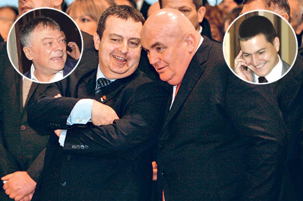 ZAVERA: Tončev i Ružić vrbuju Palmu protiv Dačića