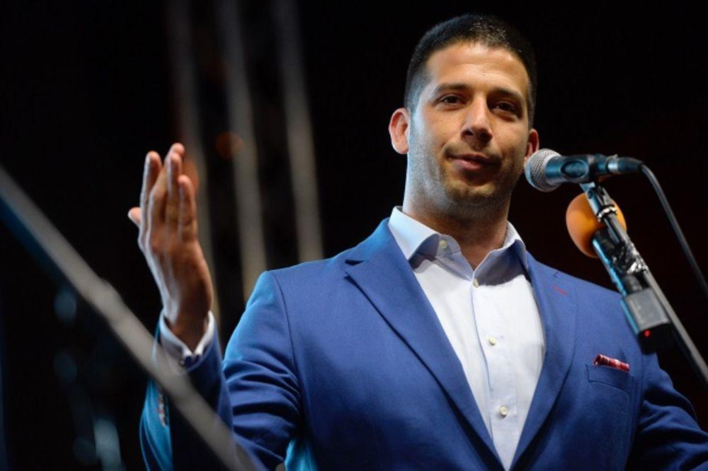 (FOTO) REKORD U VRANJU: Vanja Udovičić otvorio školske Olimpijske igre