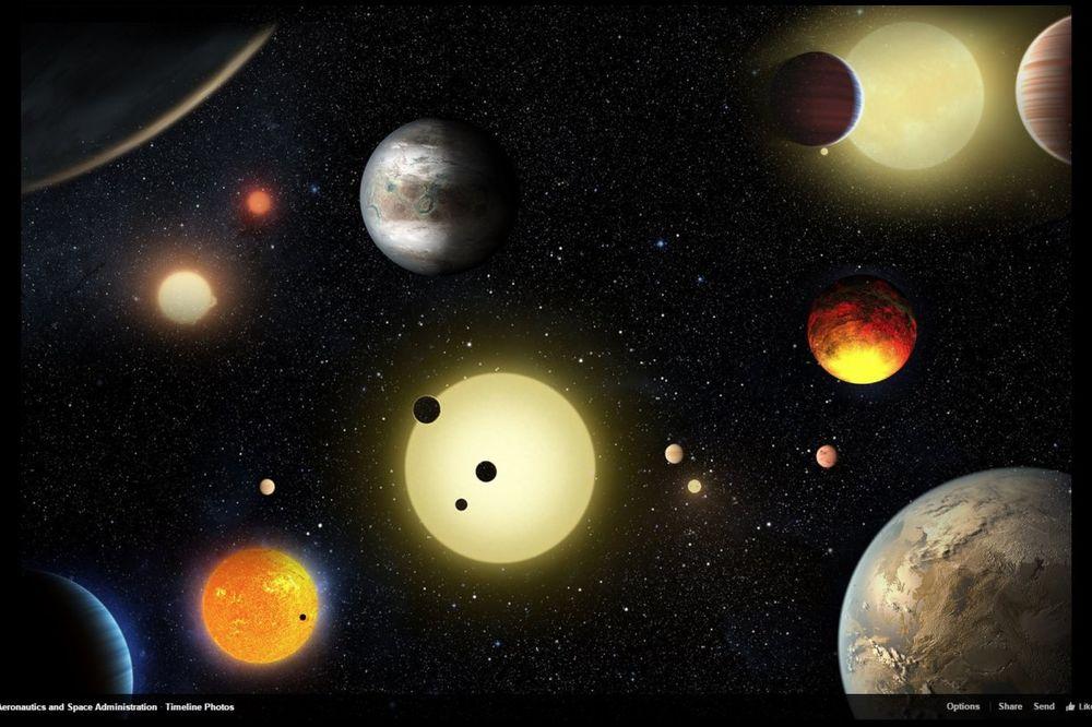 (VIDEO) OVO JE OTKRILA NASA: Od 1.284 novih planeta 550 liči na Zemlju, a na 9 verovatno ima života!