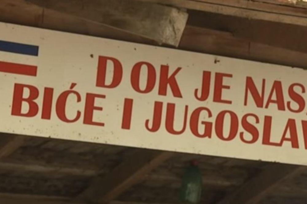 (VIDEO) RASPADA SE I 4. MINI JUGOSLAVIJA: Prodaje se Srbija, al' je niko neće!