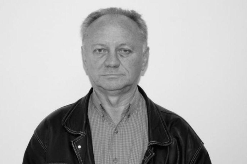 Preminuo sportski novinar Milan Pašić