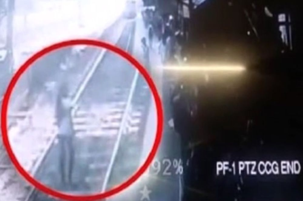 (VIDEO) IMA LI KRAJA LUDILU: Parižanka skočila pod voz i uživo prenosila svoje samoubistvo