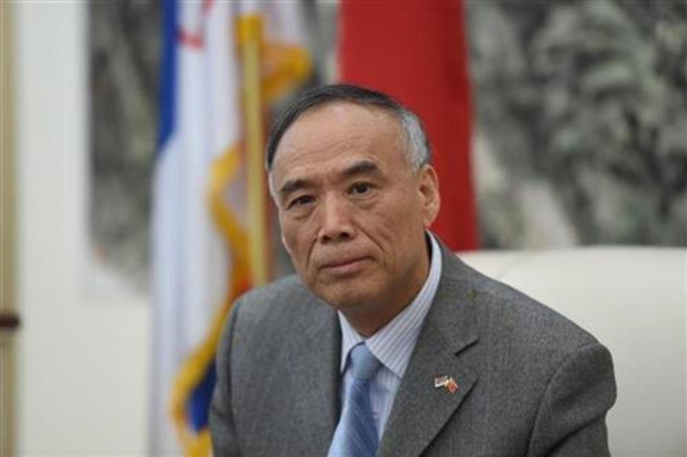 AMBASADOR LI MANČANG POTVRDIO: Predsednik Kine Si Đinping dolazi u Srbiju