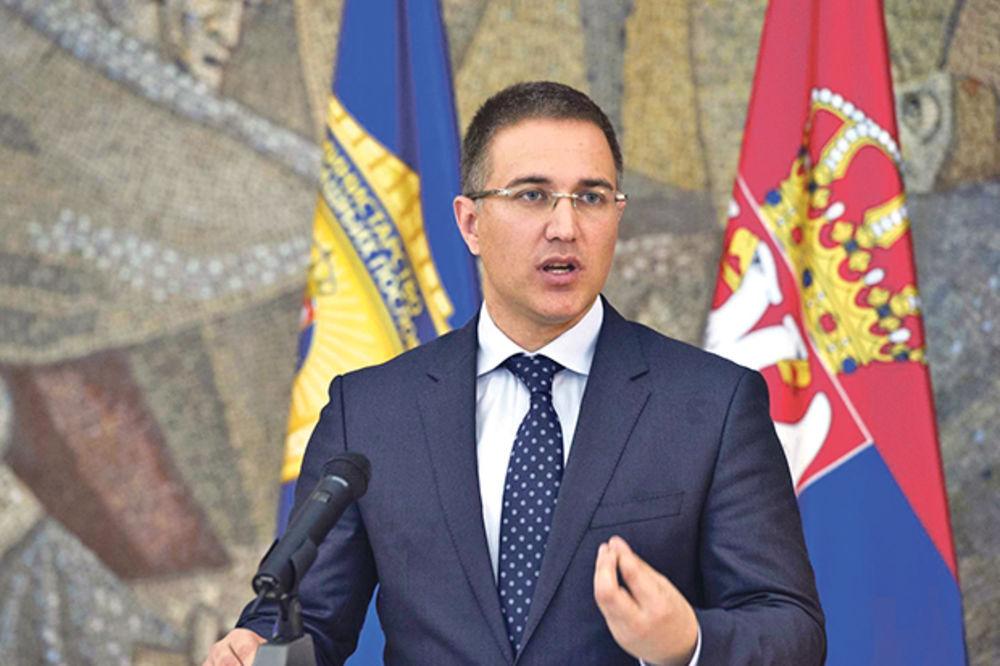 Stefanović: Odgovor na terorizam mora biti snažan, jer postoji opasnost
