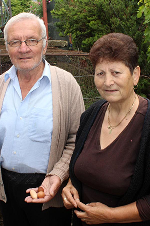 Imaju strašnog pevca...Ranko i Zor Boljanović (Foto printscreen fokus.ba)