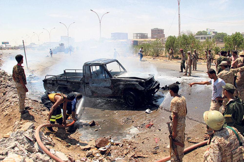 BORBA ZA PRIMAT: Iran i Saudijska Arabija ratuju tuđim životima