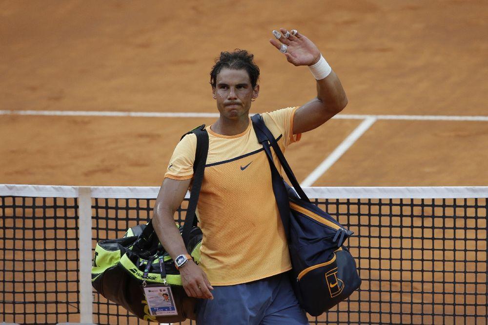 NADAL: I srećan sam i nesrećan što igram u Novakovoj eri!