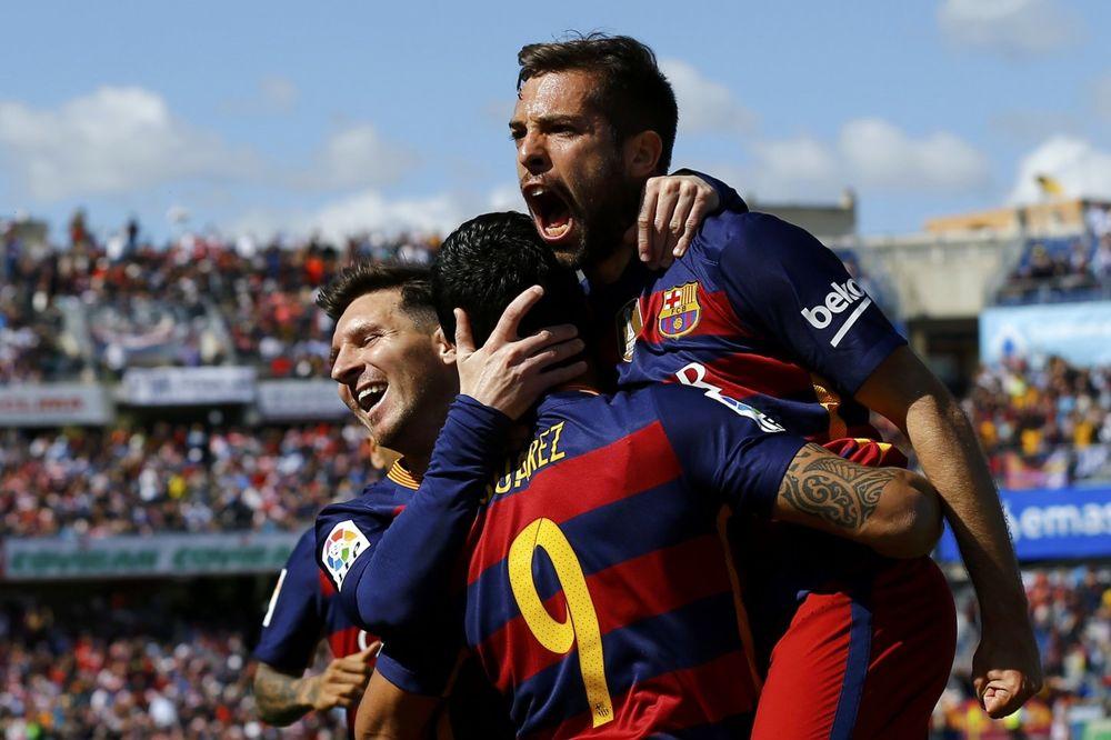 (VIDEO) MADRID U SUZAMA: Barselona šampion Španije, Realu nije pomogao raspucani Ronaldo