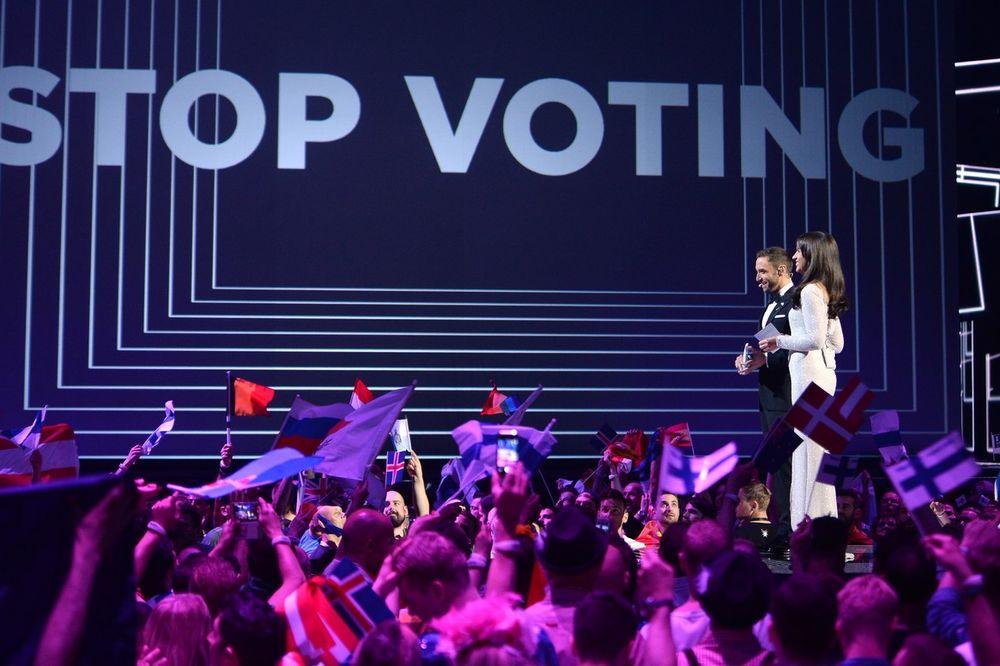 BRITANCI IZRAČUNALI: Evo kome je publika dala glasove na Evrosongu