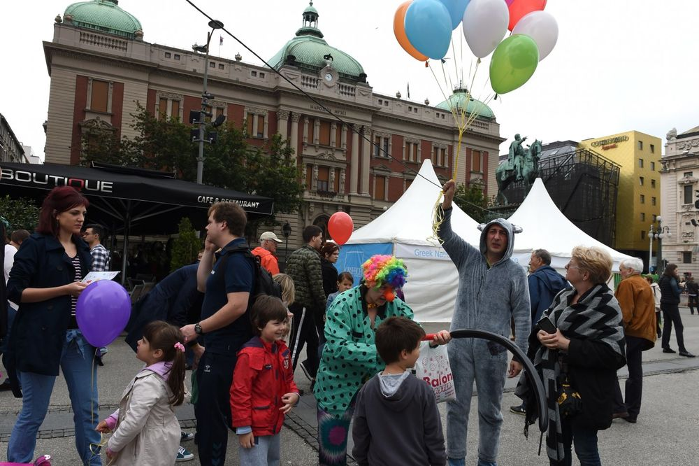 (FOTO) TO JE NAŠA LUKA: Obeležen Međunarodni dan porodice