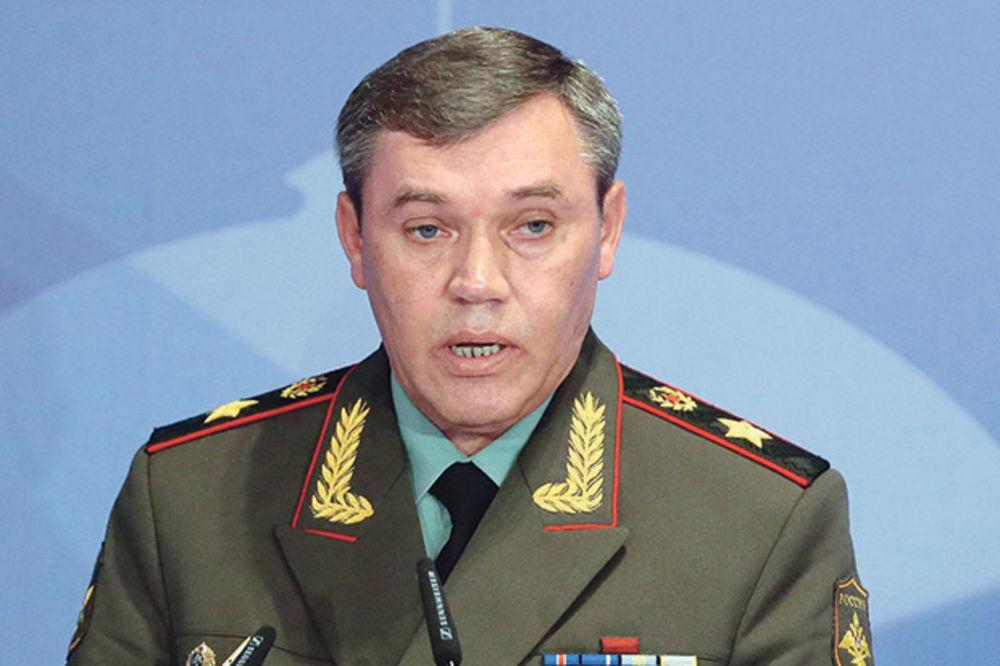 Valerij Gerasimov, Foto: AP