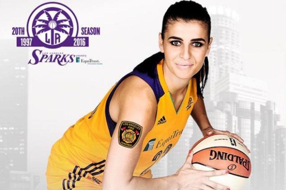 (VIDEO) TRIJUMF LOS ANĐELESA: Tim Ane Dabović otvorio WNBA ubedljivom pobedom