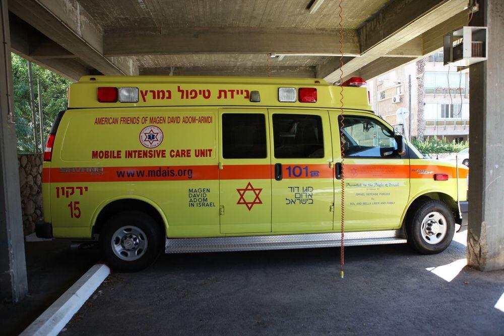NOV NAPAD PALESTINSKIH TERORISTA: Nožem isekao Izraelca u Jerusalimu